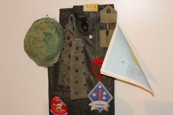SGT-John-Carty-Vietnam-Items