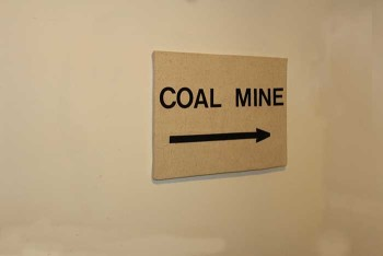 Coal-Mine-Sign